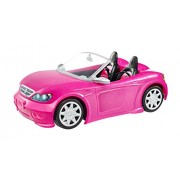 Mattel Barbie Dgw23 - Macchina Glam Cabrio di Barbie
