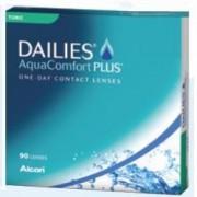 Focus Dailies Aqua Comfort Plus (90 lenses/box - 1 box)