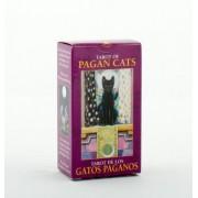 Tarot of Pagan Cats Mini Tarot by Magdelina Messina