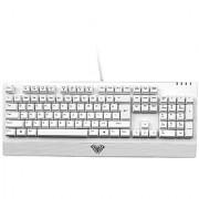 Aula Gaming 104keys Mechanical Usb Keyboard Blue Switches White