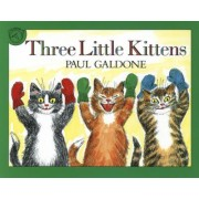 The Three Little Kittens by Galdone