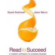 Read to Succeed by David Rothman