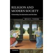 Religion and Modern Society by Professor Bryan S. Turner