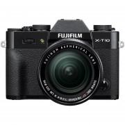 Cámara Fujifilm X-t10 + Lente 18-55mm 16 Mp Incluye El Lente