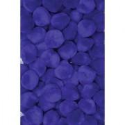 Creativity Street Pom Pons 100-Piece x 1/2 Inch Royal Blue