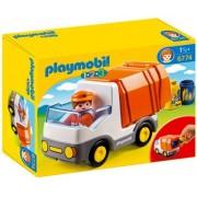 PLAYMOBIL® 6774 1-2-3 - Müllauto