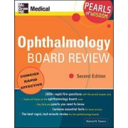 Ophthalmology Board Review: Pearls of Wisdom by Richard R Tamesis