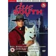 Due South season 2 Na południe [Repackaged] DVD