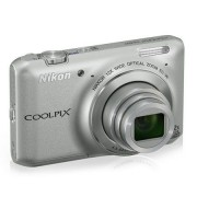 Digitalni fotoaparat COOLPIX S6400 Silver NIKON