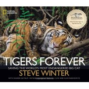 Tigers Forever: Saving the World's Most Endangered Big Cat Steve Winter