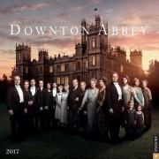 Downton Abbey 2017 Mini Wall Calendar