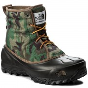 Апрески THE NORTH FACE - Tsumoru Boot T93MKSYRL Black Forest Woodland Camo/Tnf Black