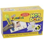 Learning Resources Hot Dots Jolly Phonics - Juego educativo [Importado de Reino Unido]
