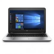 HP ProBook 450 G4, i5-7200U, 15.6 FHD, 8GB, 256GB SS, DVDRW, FpR, ac, BT, Backlit kbd, Office 2016 H&B, W10Pro