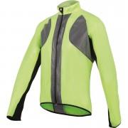 Santini Balthus Lightweight Windproof Jacket - Transparent Yellow - M