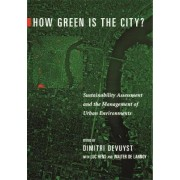 How Green is the City? by Dimitri Devuyst