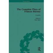 Complete Plays of Frances Burney, by Frances Burney