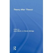 Theory After 'Theory' by Derek Attridge