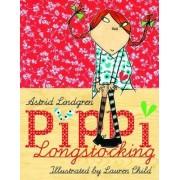 Pippi Longstocking Small Gift Edition by Astrid Lindgren