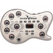Behringer Bass V-Amp Lx1B Pedaleira para Contrabaixo