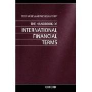 The Handbook of International Financial Terms by Peter Moles
