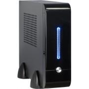 Inter-Tech Mini ITX E-2011 60W Mini-Toren 60W Zwart computerbehuizing