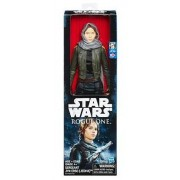 Star Wars Rogue One , Figurine Sergeant Jyn Erso ( Jedha ) 30 Cms
