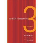 Ontology of Production by Nishida Kitaro