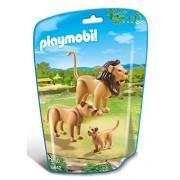 Playmobil - 6642 - Le Zoo - Famille De Lions