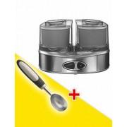 Cuisinart Glacemaschine Duo Cuisinart, für 2 Eissorten