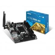 MSI H170I PRO AC - dostępne w sklepach