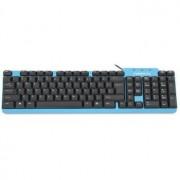 Tastatura OMEGA OK08BL albastru 42269
