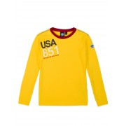 North Sails T-shirt Long Sleeve with Print