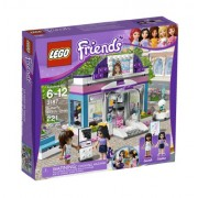 LEGO Friends Butterfly Beauty Shop 221pieza(s) - juegos de construcción (Chica, Multicolor)