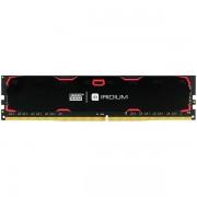 DDR4, 8GB, 2400MHz, GoodRam, CL15 (IR-2400D464L15S/8G)