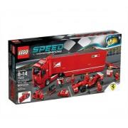 Speed Champions - F14 T et Camion Ferrari - 75913