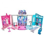 Barbie Rock-n-royals Transforming Stage Playset