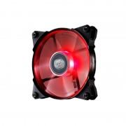 Ventilator pentru carcasa Cooler Master JetFlo LED Red 120 mm