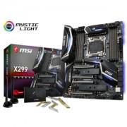 Placa de baza MSI X299 Gaming Pro Carbon AC, socket LGA 2066