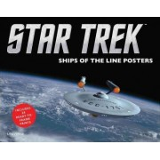 Star Trek: Ships of the Line Posters by CBS
