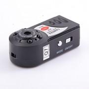 mini-dv PQ7 câmera câmera Wi-Fi câmera web com suporte para até 32g tf