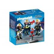 PLAYMOBIL® Trio brandweermannen 5366 City Action