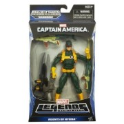 Captain America Marvel Legends Agents of Hydra Action Figure Hydra Soldier, 6 Inches by TaiChoKen