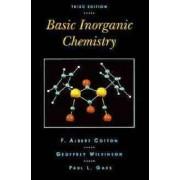 Basic Inorganic Chemistry by F. Albert Cotton