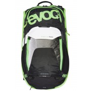 Evoc Stage Team Backpack 12 L black/white/green Bike Rucksäcke