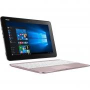 Laptop Asus Transformer Book T101HA-GR007T 10.1 inch WXGA Touch Intel Atom x5-Z8350 2GB DDR3 64GB eMMC Windows 10 Pink Gold
