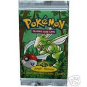 Pokemon Card Game Jungle Booster Pack [Toy]