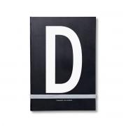 Design Letters - Personal Notizbuch von A-Z, D
