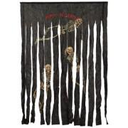 Atosa 8422259974437 - Tenda cortina con scheletri, 210 x 150 cm