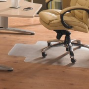 Tappeto protettivo vinile 5 Star -tappeti,moquette-c/linguetta-trasparente- 90x120x0,25cm- FC119225LV